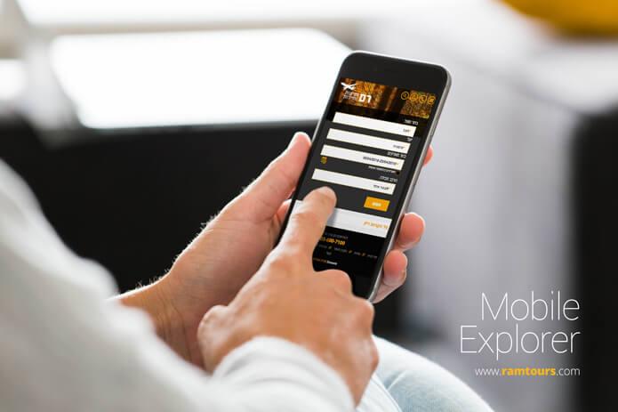 חוויית משתמש UX UI