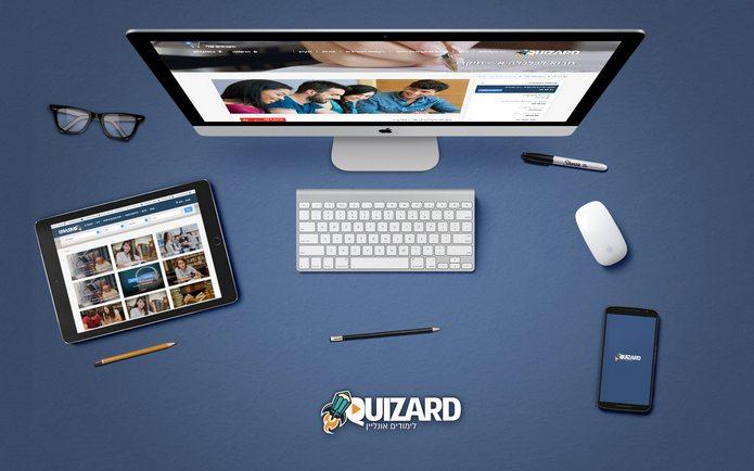 חנות וירטואלית עבור QUIZARD
